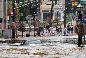 Hurricane Irene has now killed 40 people