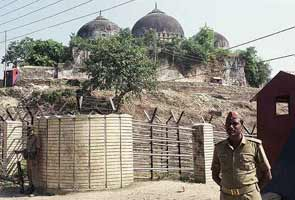 Supreme Court admits appeal against Ayodhya verdict
