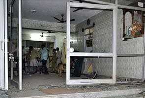 Blast at Agra hospital, at least 3 injured
