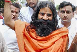 Ramdev to start yatra against corruption, black money