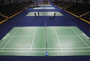 CWG scam: 36 crores wasted on badminton, squash courts