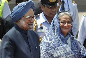 India, Bangladesh sign historic boundary agreement, Teesta treaty on hold