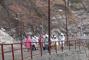 Now, ropeway for pilgrims to Vaishno Devi shrine