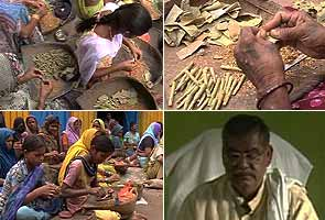 One fourth of bidi workers in Madhya Pradesh are kids