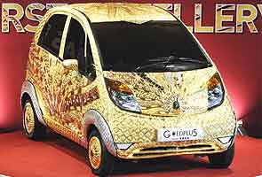 A Nano car worth Rs 22 crore