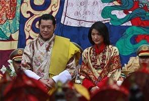 Royal wedding: Bhutan king weds Jetsun Pema
