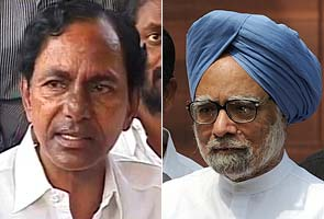 Telangana strike to continue, says KCR after meeting PM