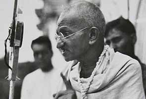 Mahatma Gandhi's famous speech at Kingsley Hall in 1931