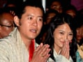 Bhutan's newly-wed royal couple heading to India