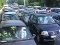 Mayawati's dream a nightmare for commuters in Noida