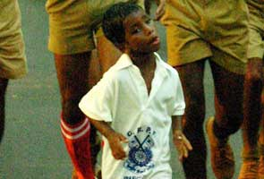 Marathon Boy:  Documentary on Budhia Singh