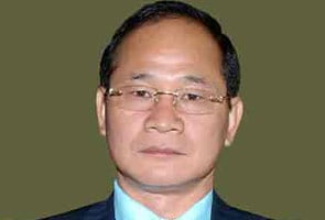 Nabam Tuki sworn in as Chief Minister of Arunachal Pradesh
