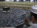 Nearly 2 Million In Saudi For The Annual Hajj