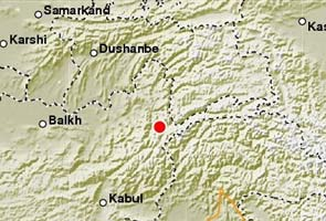 Earthquake in Hindukush, tremors felt in north India
