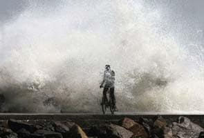 Cyclone Thane: Tidal waves continue to slam Andhra coast