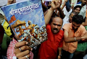 Russian court to decide today on Gita ban