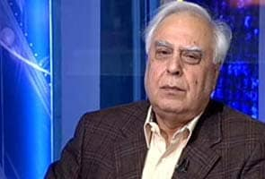 Full transcript of Kapil Sibal's interview with NDTV