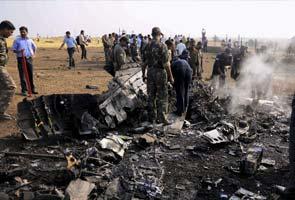 Air Force's Sukhoi jet crashes near Pune, pilots safe