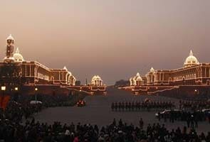 Beating the Retreat culminates Republic Day celebrations