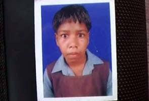 Seven-year-old girl sacrificed for 'better harvest'