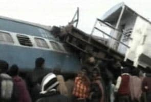 Train collision in Jharkhand: 5 killed, 9 injured
