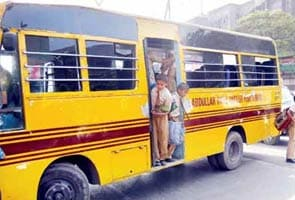 Thackeray's flying squad raids school buses for safety checks