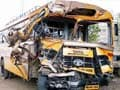 5 kids hurled out of exit door in school bus mishap
