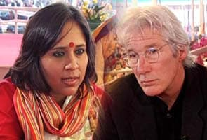 China is the largest hypocrisy in the world, says Richard Gere
