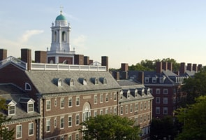 Indian appointed adviser to Harvard University president