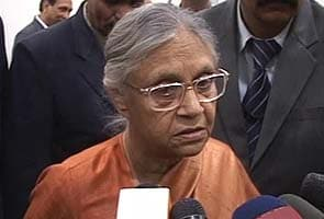 Migration a problem in checking crime in Delhi: Sheila Dikshit