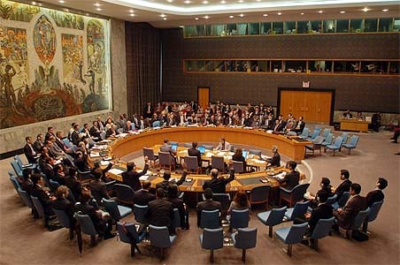 Israel backs India for UN permanent seat