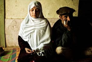 In Afghanistan, girls pay for elders' misdeeds