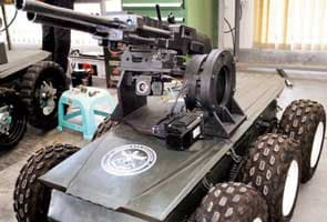 latest trends in machine gun ammunition Isis's latest killing machine: the 10-foot sniper rifle that can fire bullets three times the size of a normal gun isis terrorist photographed aiming a 10-foot rifle out of a window the fearsome.