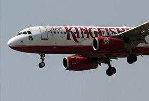 Kingfisher cancels 30 flights, says accounts need to be unfrozen