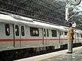 Woman falls from Metro station platform, injured