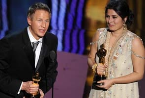 Pakistani director wins Oscar for film on acid attack victims
