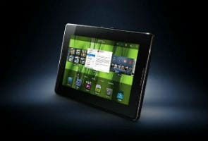 Blackberry PlayBook gets OS 2.0 upgrade