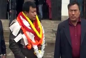 Congress wins third consecutive term in Manipur