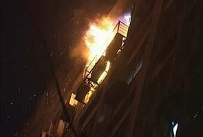 Fire in Kolkata building doused