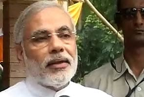 Narendra Modi's sadbhavana fasts based on Centre's instructions