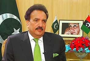 Terror plot on Pakistan parliament foiled, says Interior Minister Rehman Malik