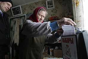 Five die of heart attack during Russian polls