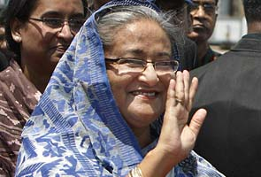 Bangladesh PM Hasina asks India to end Teesta deadlock