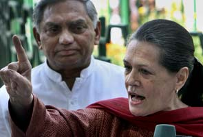 Sonia Gandhi rules out change of Prime Minister