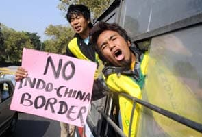Tibetans hold protests in Delhi against India-China border talks