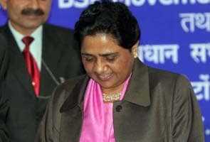 Mayawati's assets worth 111 crores; she has 380 carats of diamonds