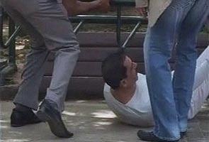 Robert Vadra faints at Gurgaon golf course