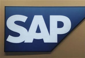 SAP aims to become major database software maker