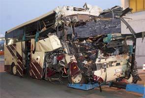 28 die in school trip coach crash in Switzerland