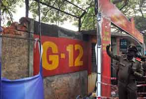 Man accused in Chinnaswamy Stadium blasts arrested
